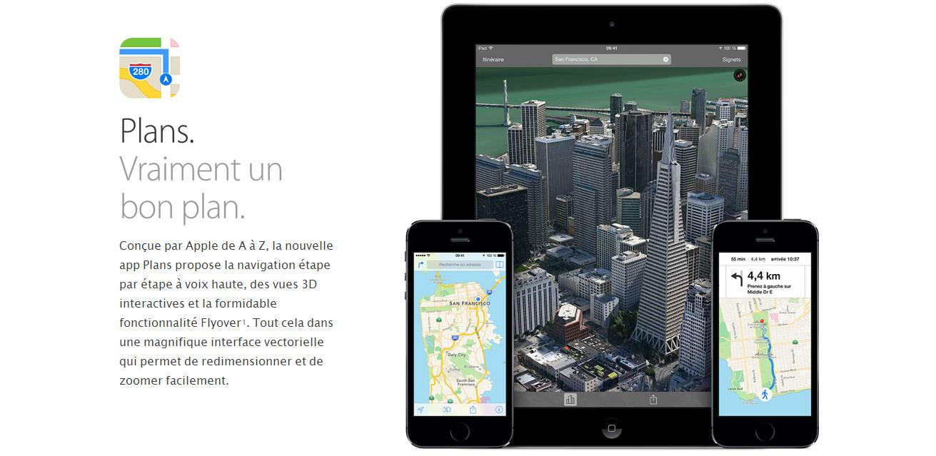 plans Lille désormais compatible avec la fonction Flyover dans Plans