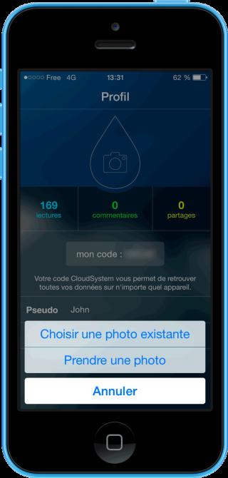 AppSystem 4 320x670 [TUTO] Créez votre profil sur lapplication AppSystem