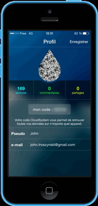 AppSystem 5 320x670 [TUTO] Créez votre profil sur lapplication AppSystem