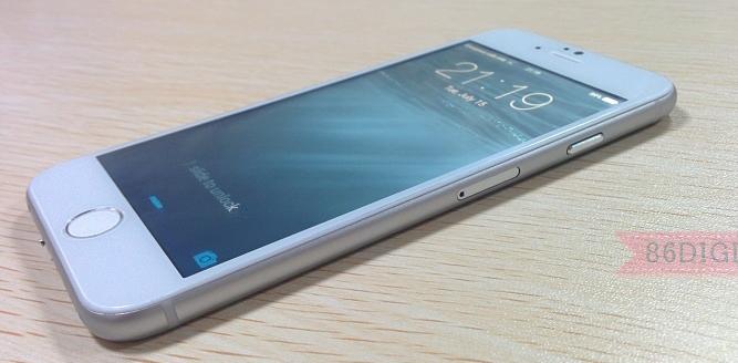 Clone iPhone 6 Wico i6 01 Wico i6, le clone sous Android de liPhone 6 se dévoile