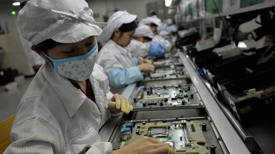 Foxconn Foxconn déploie les « Foxbots » pour fabriquer l'iPhone 6