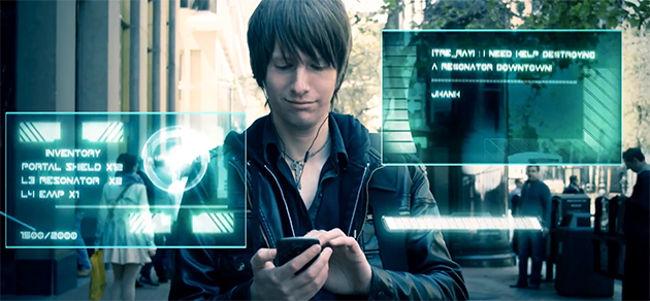 Google Ingress Google lance son jeu de réalité augmentée Ingress sur iOS