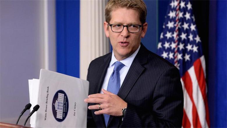 Jay Carney Apple Un ancien haut responsable de la Maison Blanche chez Apple ?