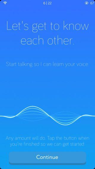 acute1 320x568 Cydia : Acute, un nouvel assistant vocal pour votre appareil jailbreaké