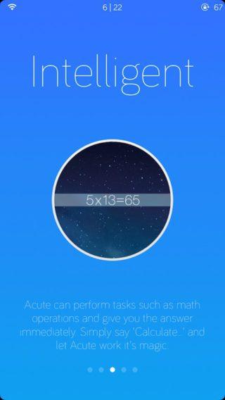 acute4 320x568 Cydia : Acute, un nouvel assistant vocal pour votre appareil jailbreaké