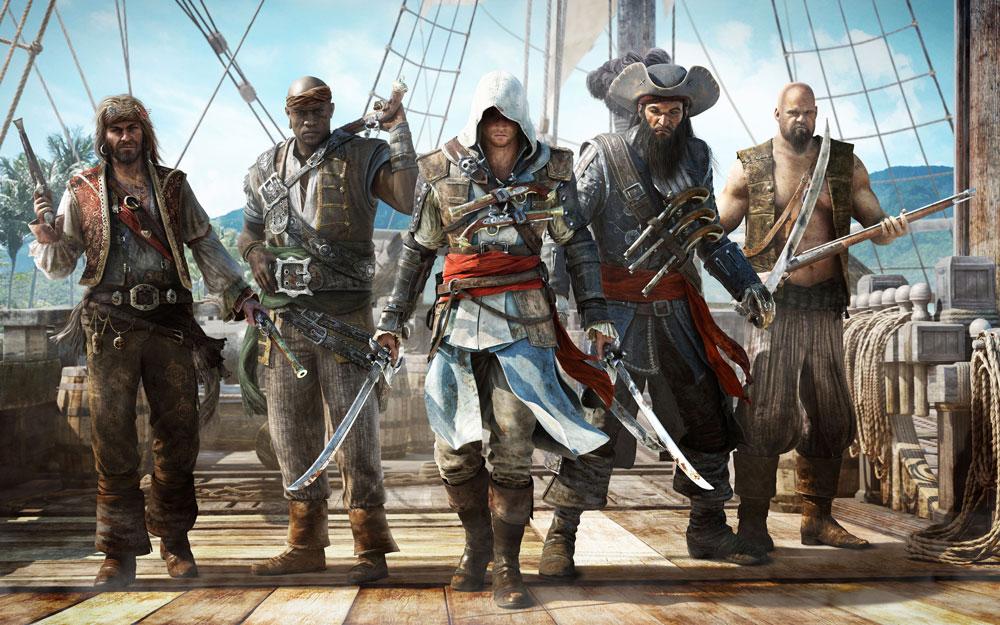 assassins creed pirates Assassins Creed Pirates est lApp de la semaine