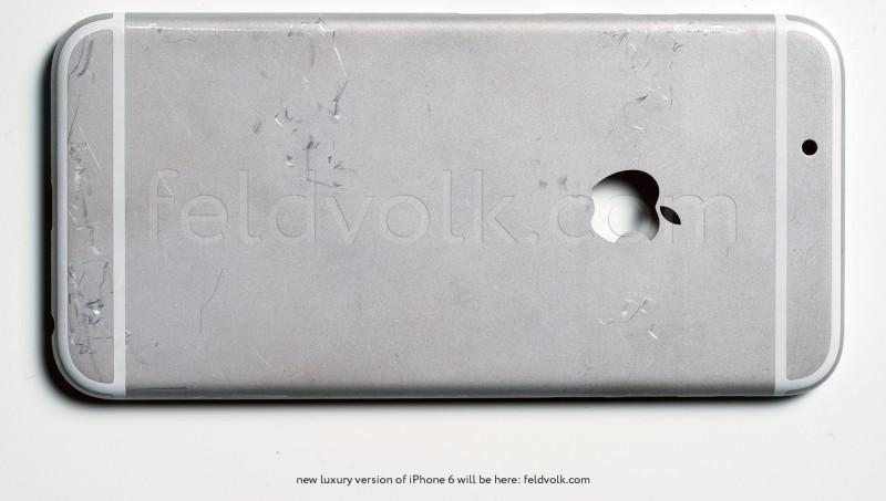 feldvolk iphone 6 shell back 800x453 La coque arrière de liPhone 6 dans une vidéo haute qualité