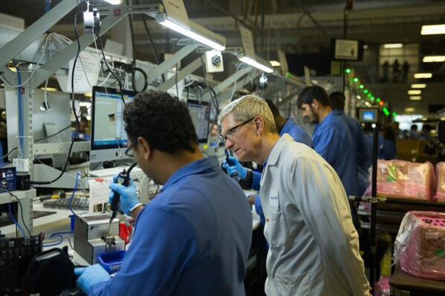 fournisseurs Apple Apple règlera plus vite les factures de ses fournisseurs