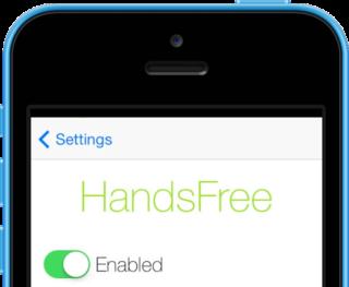 handsfree1 320x263 Cydia : HandsFree ou comment répondre à un appel sans les mains