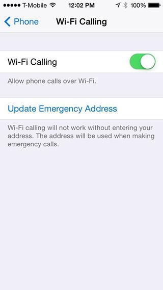 ios8 beta3 wificalling iOS 8 bêta 3 est disponible pour les développeurs [MAJ]