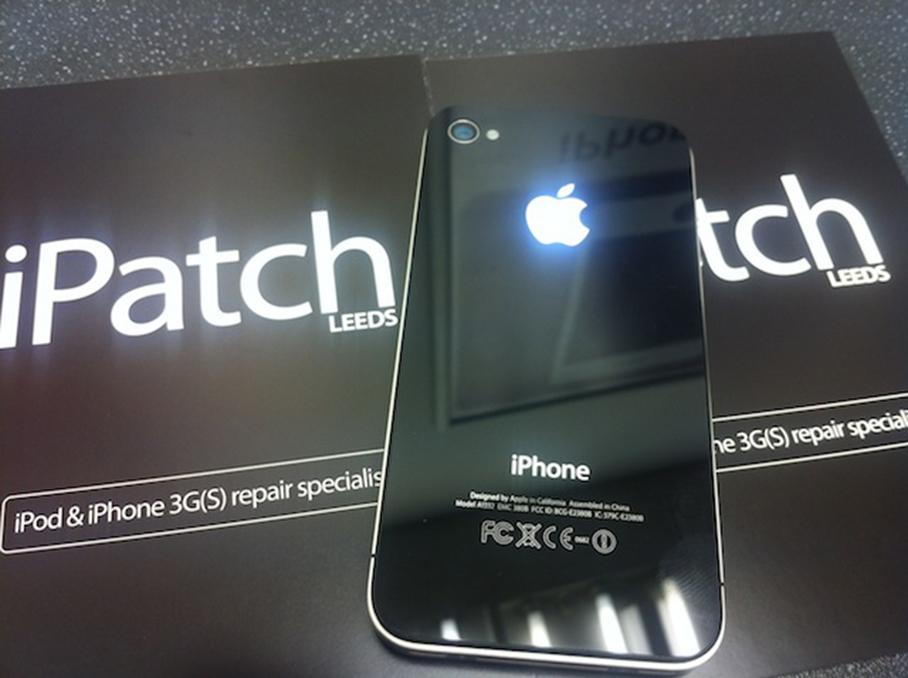 iphone 4 logo pomme lumineuse iPhone 6 : Un logo arrière lumineux pour notifier les alertes ?