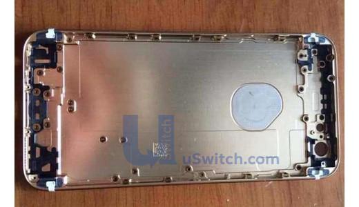 iphone 6 complete rear panel leak 1 520x300x24 fill h5386b214 iPhone 6 : Un logo arrière lumineux pour notifier les alertes ?