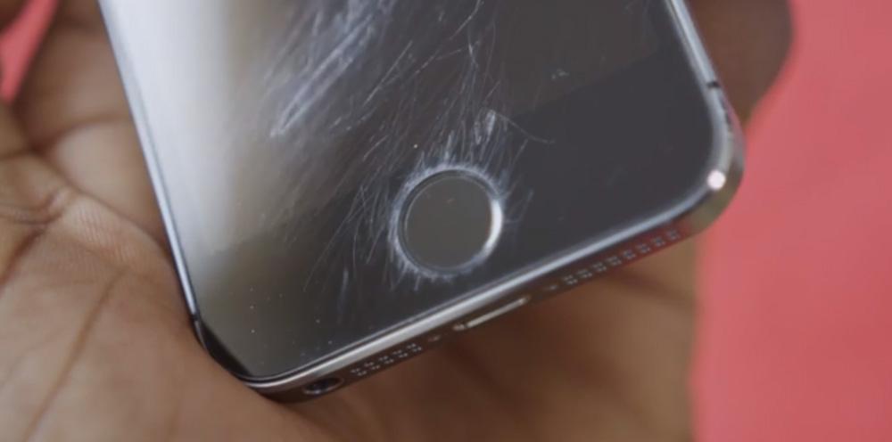 saphir test2 iPhone 6 : saphir or not saphir ?