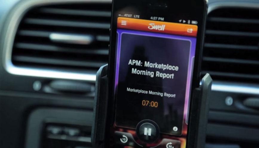 swell app Apple rachèterait lapp de streaming Radio Swell pour 30 millions de dollars