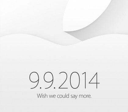 Apple9sept Apple annonce (enfin) son évènement spécial du 9 Septembre
