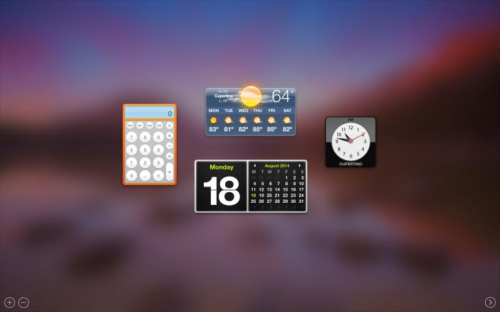 OS X Yosemite Developer Preview 6 10 Apple a lancé OS X Yosemite Developer Preview 6
