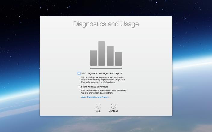 OS X Yosemite Developer Preview 6 11 Apple a lancé OS X Yosemite Developer Preview 6