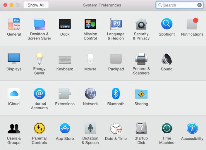 OS X Yosemite Developer Preview 6 3 Apple a lancé OS X Yosemite Developer Preview 6