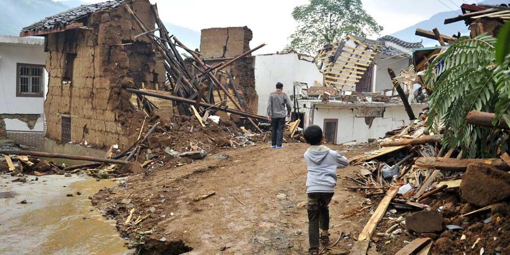 Yunnan Apple soutient les victimes de Yunnan en Chine