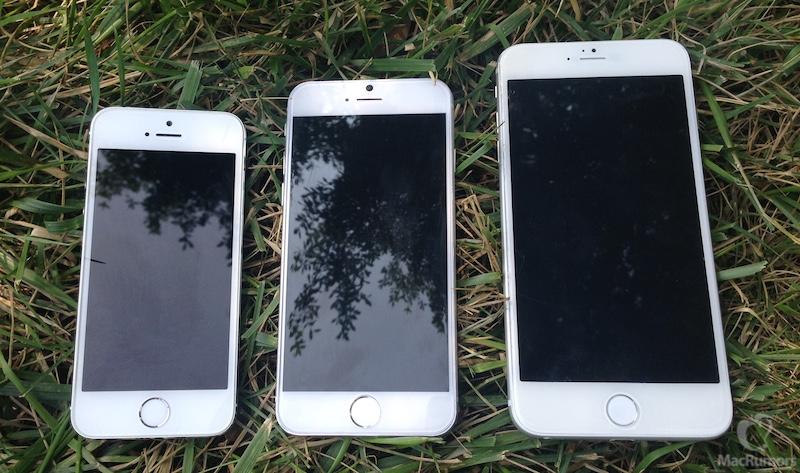 comparaison coques iphones 6 iPhone 5S Pourquoi des écrans Retina de 1334 x 750 et 2208 x 1242 pour l'iPhone 6 ?