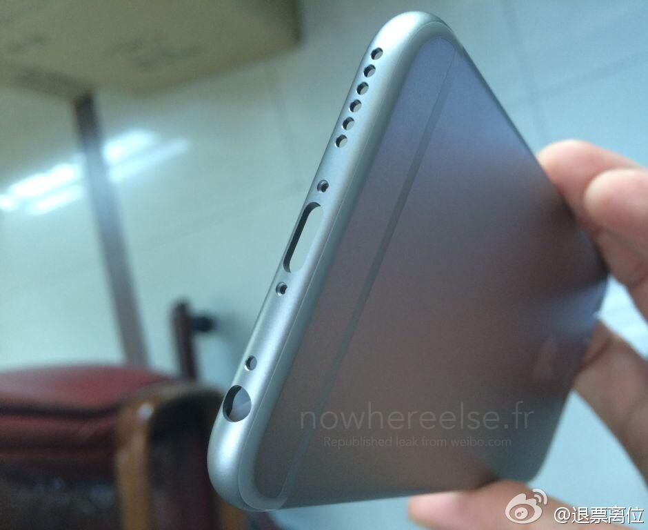 iPhone 6 Battery Door 04 La coque arrière de liPhone 6 se précise (encore) un peu plus...