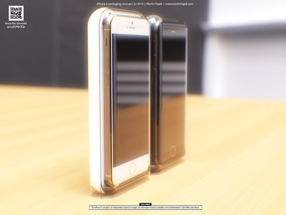iPhone6concept 5 Concept : liPhone 6 sinvite dans un Apple Store avant lheure