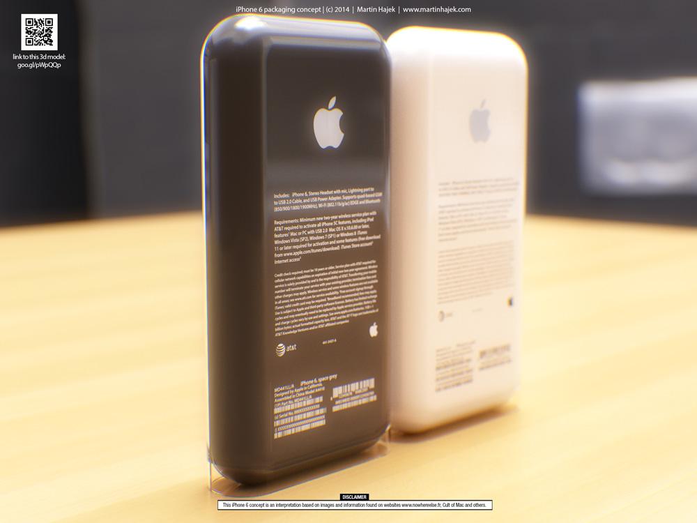 iPhone6concept 6 Concept : liPhone 6 sinvite dans un Apple Store avant lheure