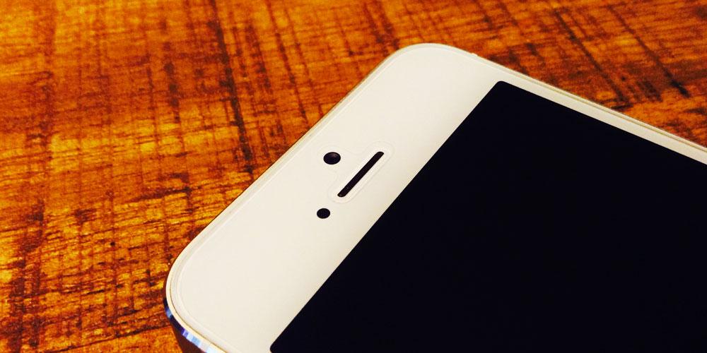 iPhone avant Apple veut rendre invisible la caméra avant des iPhone