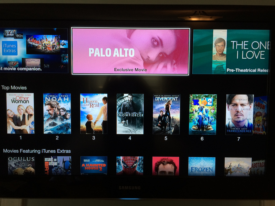 img 9320 LApple TV se met (enfin) au design iOS 7