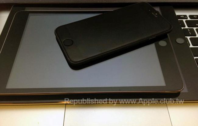 ipad production Début de la production de masse des nouveaux iPads