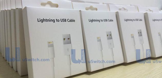 retail box lightning cable 632x304x32 expand Le nouveau câble Lightning avec USB réversible confirmé ?