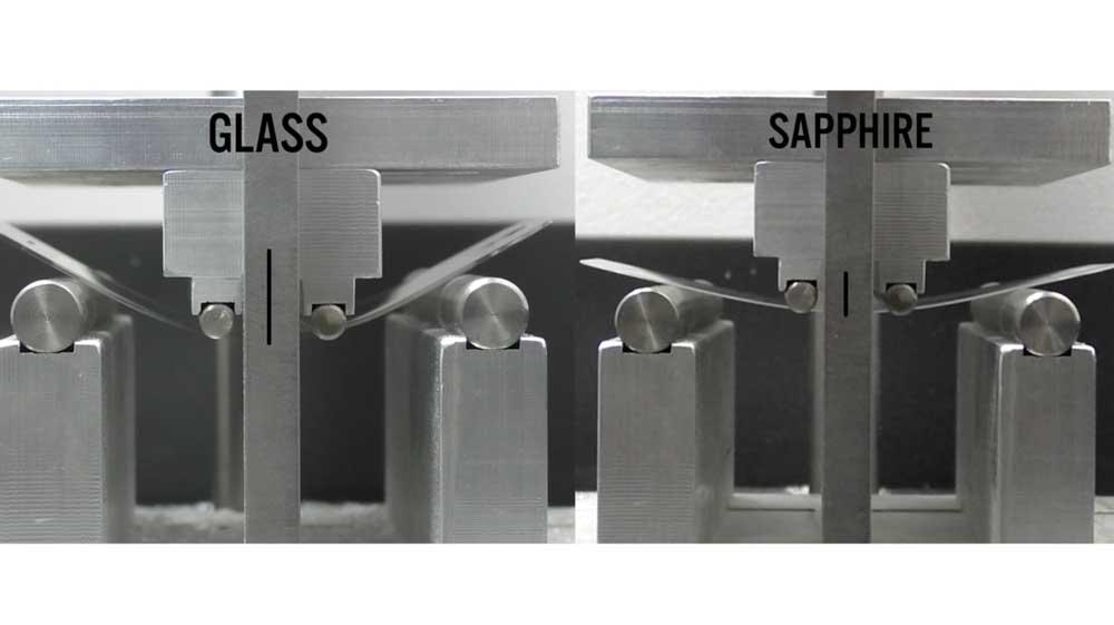 saphir vs gorillaglass Quel matériau Apple a t il choisi pour ses écrans diPhone 6 ?