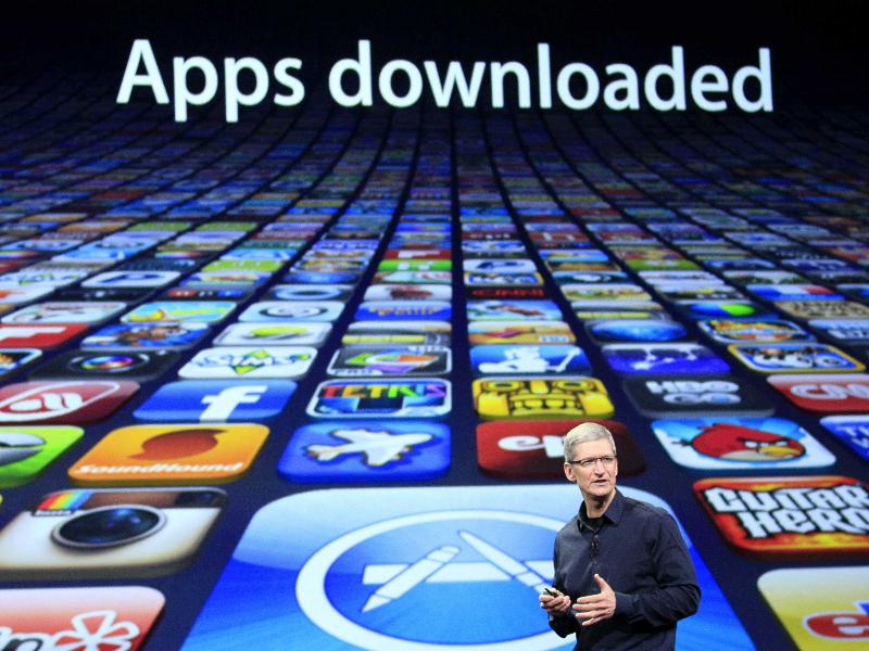 transaction record app store Niveau record de transactions pour l'App Store en Juillet