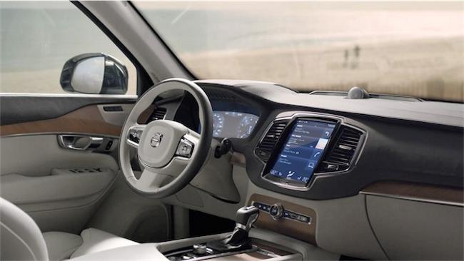 utilisation iphone vehicules volvo 2 Toutes les Volvo pourront bientôt être contrôlées par un iPhone