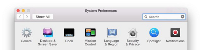 yosemiteosx1010 5 Quoi de neuf dans OS X Yosemite Developer Preview 5 ?