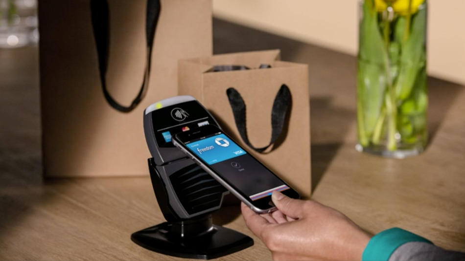 Apple Pay image courtesy Apple Cartes Visa: Apple Pay disponible en Europe dès mi avril