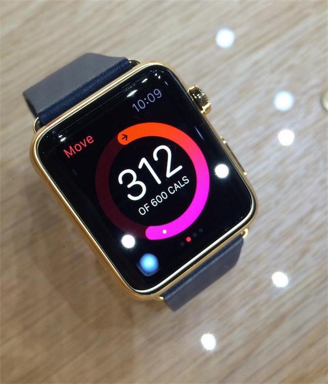 Apple Watch 2 Tim Cook annonce l'arrivée de lApple Watch en avril