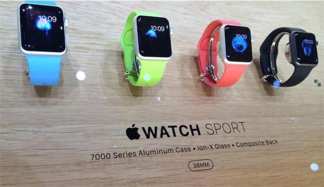 Apple Watch 7 LApple Watch et le Macbook Air 12 pour Mars ?