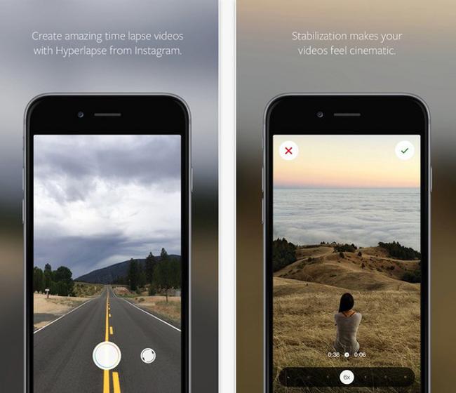 Instagram selfielapse 1 Instagram vous propose désormais de faire des selfielapse