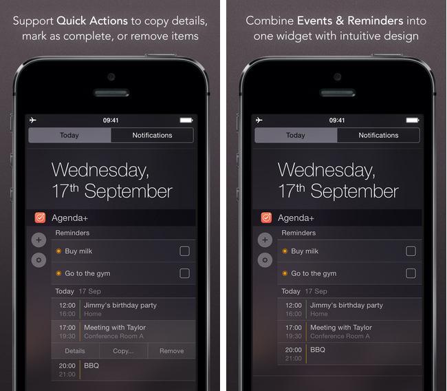 Jailbreak tweak developer nouveaux widgets iOS 8 1 3 nouveaux widgets iOS 8 publiés par un développeur de tweaks