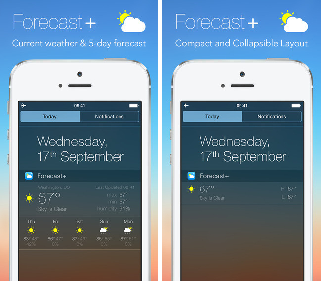 Jailbreak tweak developer nouveaux widgets iOS 8 2 3 nouveaux widgets iOS 8 publiés par un développeur de tweaks
