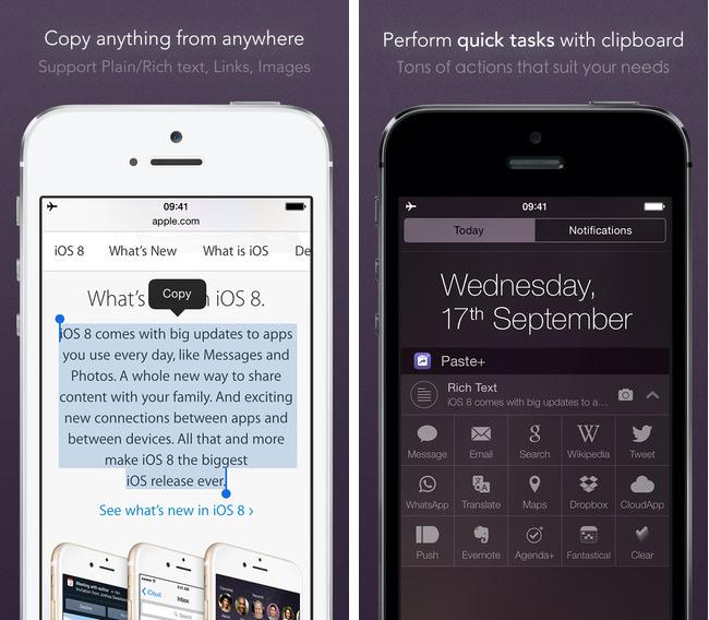 Jailbreak tweak developer nouveaux widgets iOS 8 3 3 nouveaux widgets iOS 8 publiés par un développeur de tweaks