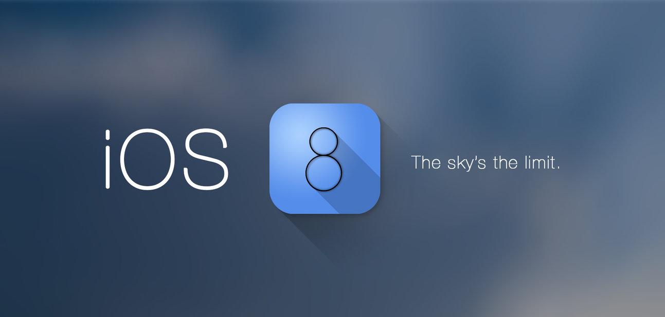 adoption ios 8 apres premier jour 1 iOS 8 désormais installé sur 73% des appareils iOS