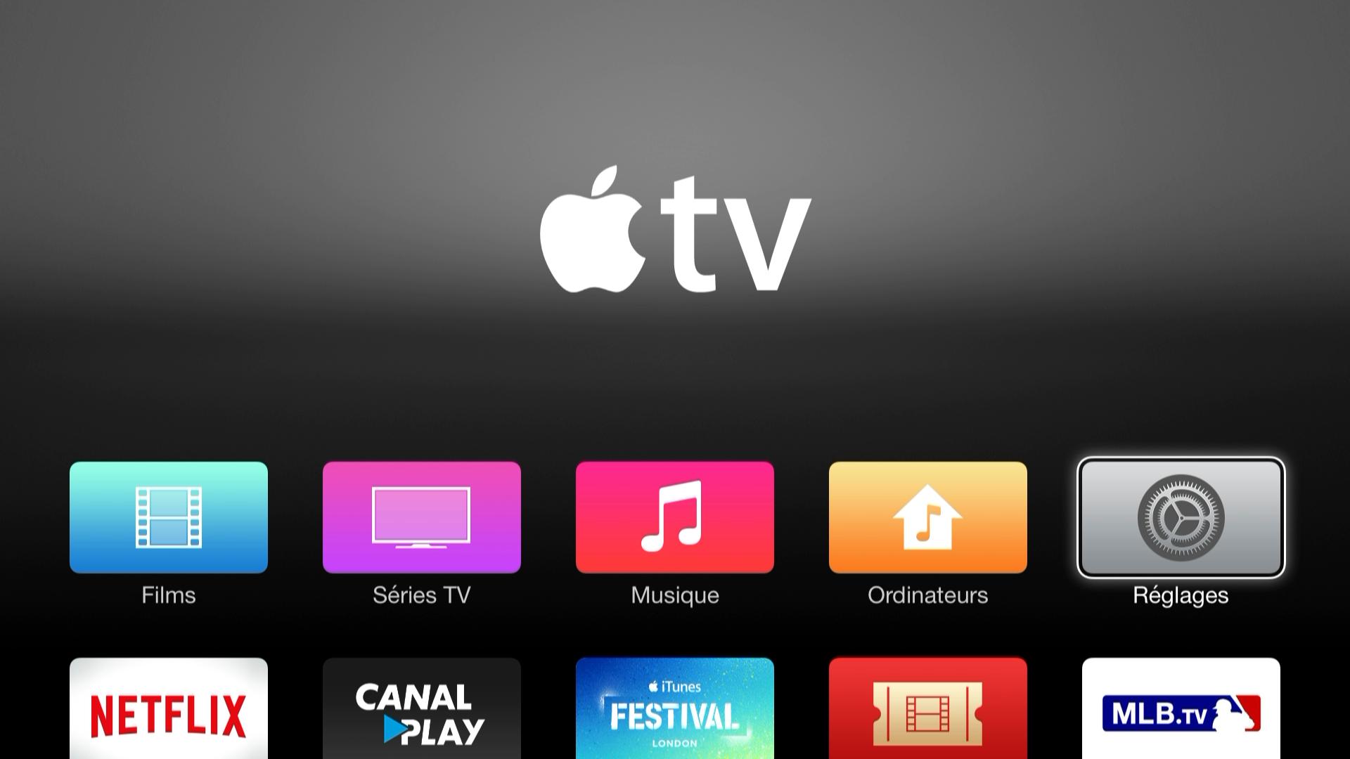 apple tv 7 Apple a publié la mise à jour de l'Apple TV Software version 7.0