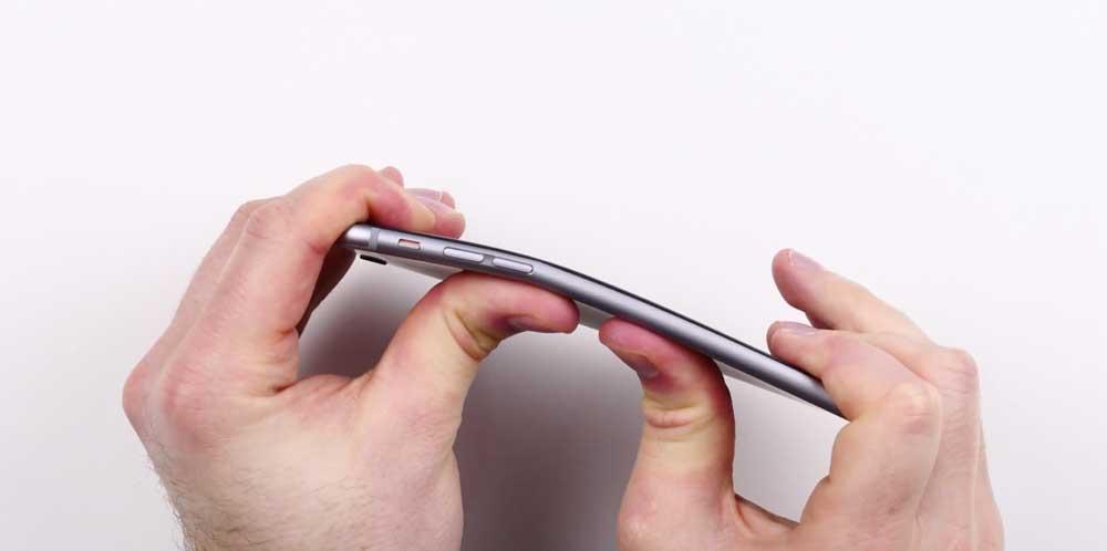 bendgate LiPhone 6S plus solide de 60% grâce au Zinc ?