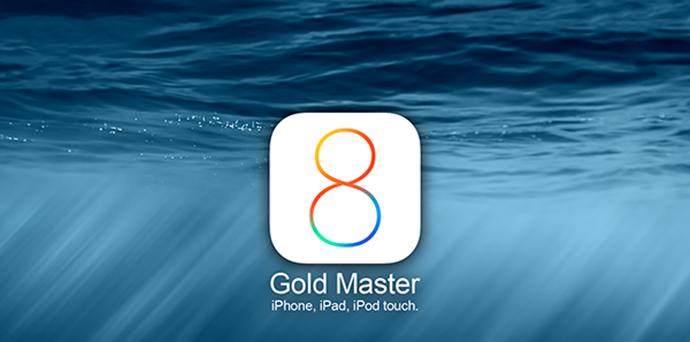 iOS 8 GM main Jailbreak : iOS 8 Golden Master comble quelques failles