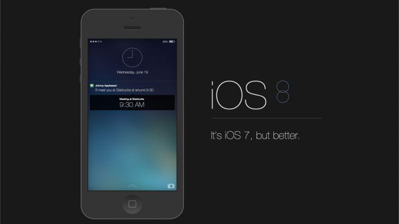 iOS 8.0.1 Apple prépare déjà iOS 8.0.1 pour ses partenaires