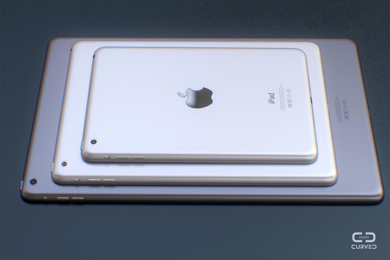 iPad Pro concept Curved 07 LiPad Pro pour la mi novembre ?