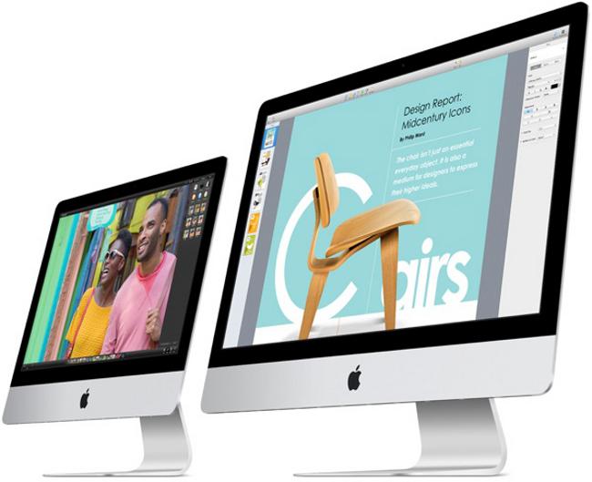 imac 5K ecran Apple préparerait un iMac de 27 pouces avec écran 5K