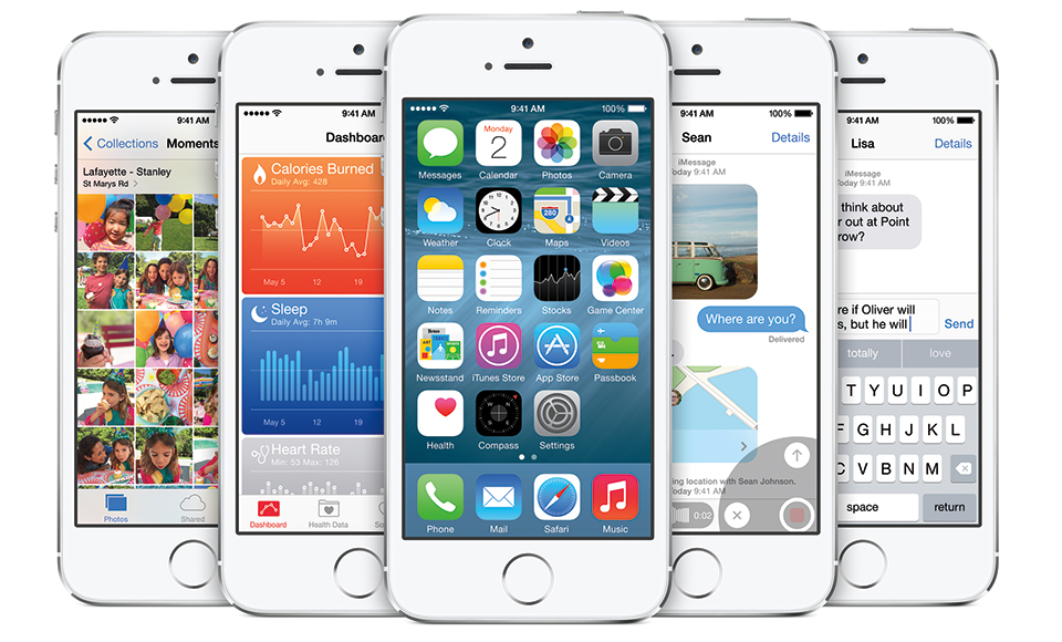 ios8 960 Apple rend disponible la version Golden Master d'iOS 8